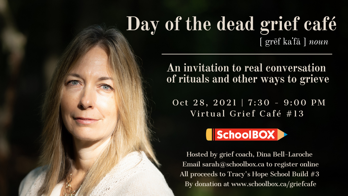 Featured image for Day of the Dead Grief Café