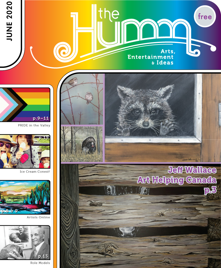 theHumm in print June 2020
