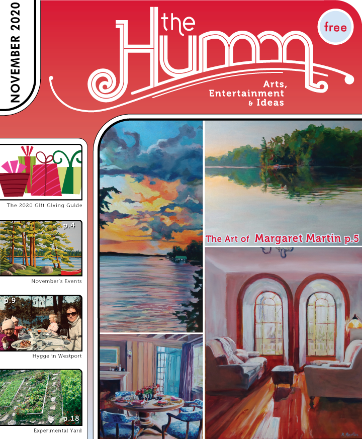 theHumm in print November 2020