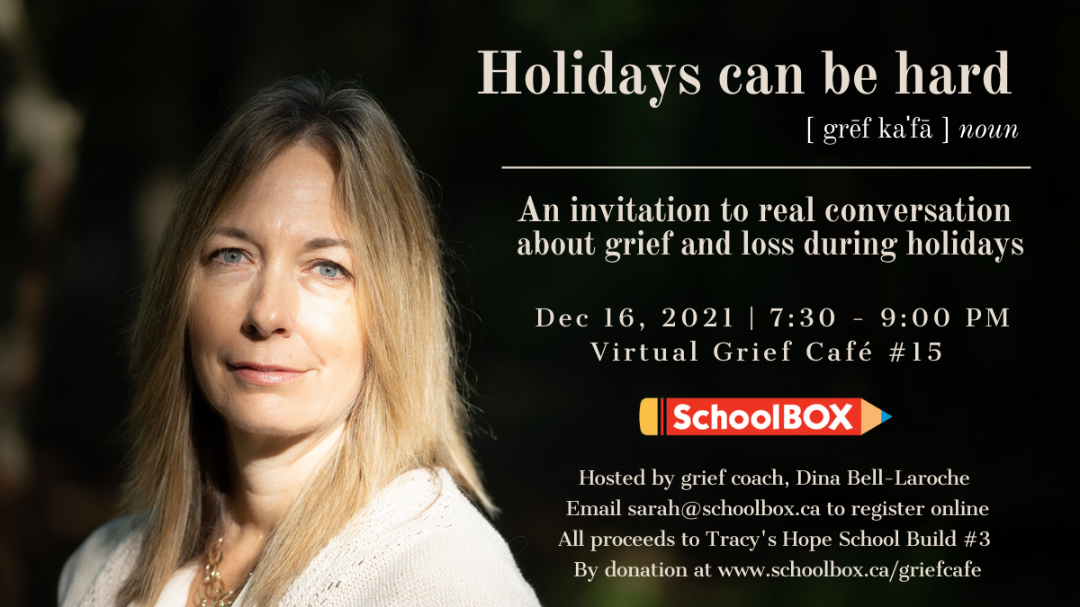 Featured image for Grief & Loss during Holidays