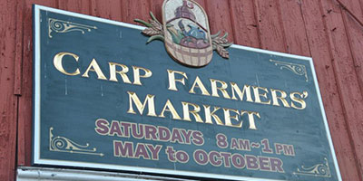 Featured image for Carp Farmers' Market