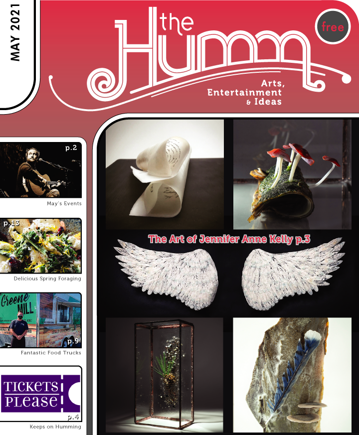 theHumm in print May 2021